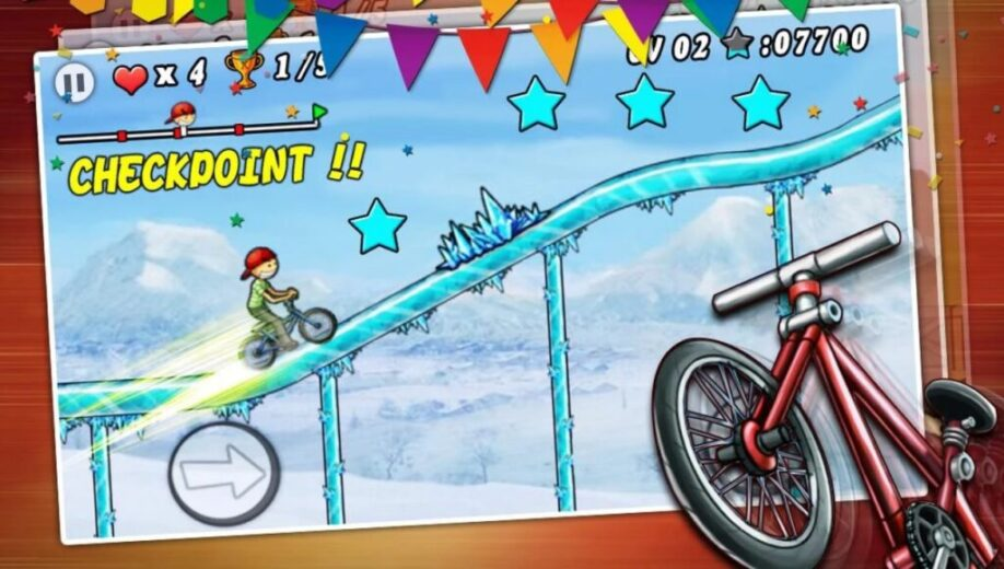 game android sepeda bmx